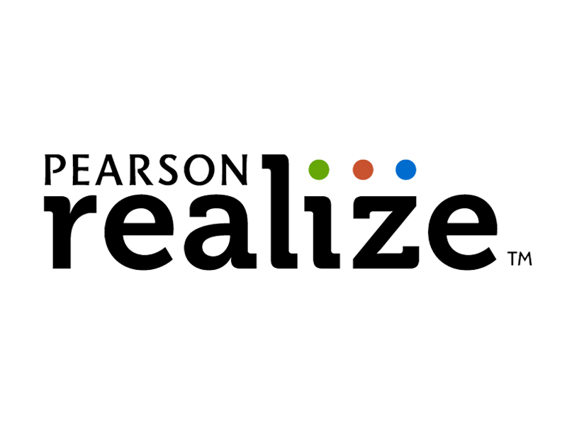 Pearson Realize Tutorial Link